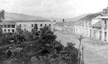 La Casa Rosada, circa 1900. Foto ULA, dig. Frank González.