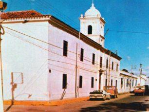 Casa de la Cultura sin garita. Foto Archivo Cronista de Barinas.