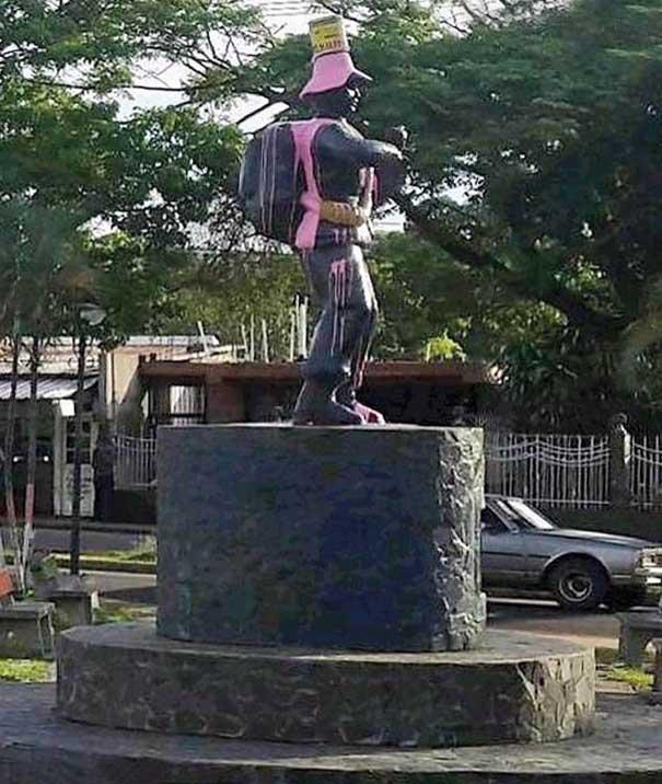 Plaza del soldado