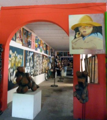 Museo de Artes Visuales Henry Alizo. Foto Marinela Araque, Barinas.
