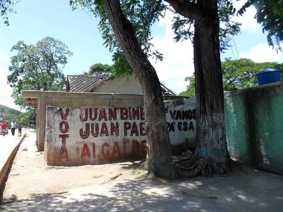 Antigua Estació de Trapiche del Medio2 Foto Richard Antonio Gil Fonseca FB Gran Ferrocarril Venezuela