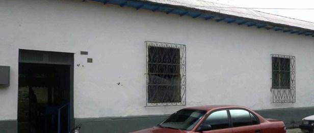 La fachada del Museo Municipal José León Tapia, sin la placa. Foto Marinela Araque, junio 2017.