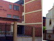 Colegio y capilla Madre Rafols, Valera, Trujillo. Venezuela