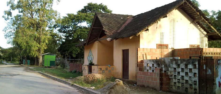 Antigua estación Trapiche del Medio, Aragua. Foto Gerardo González.
