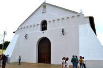 Iglesia San Nicolás de Bari recién restaurada. Foto Noticias4F.com, agosto 2015.
