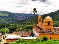 Iglesia de Toituna, Táchira, y la casa cural
