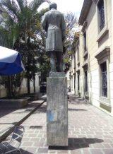 Rector Heroico Carraciolo Parra y Olmedo. Patrimonio histórico del municipio Libertador del estado Mérida. Venezuela.