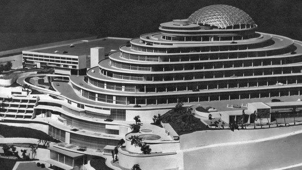 Reportaje de BBC Mundo sobre el 450 aniversario de Caracas. 6 hitos arquitectónicos.