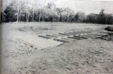 I etapa del cementerio Parque Jardín Nuestra Señora del Rosario del Real.