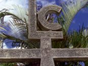 Monumento al fundador de Capacho Viejo, Táchira. Patrionio cultural de Venezuela.