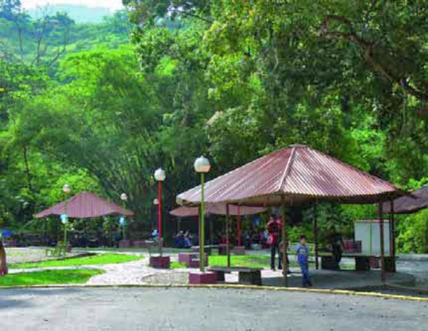 Parque Rómulo Gallegos, en el estado Truijllo. Patrimonio Cultural de Venezuela.