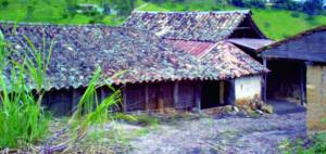 Trapiche de El Ñampo, una estructura que preserva su estilo colonial. Foto IPC, circa 2007.