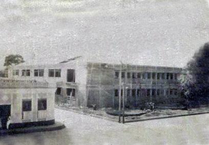 Construcción liceo Oleary. Patrimonio histórico de Barinas. Venezuela, patrimonio en peligro