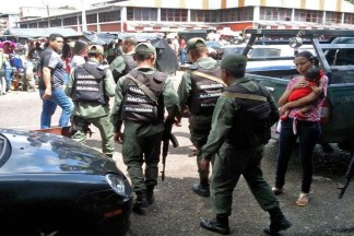 Asedio al Mercado Municipal de Caripito, estado Monagas. Patrimonio cultural de Venezuela.