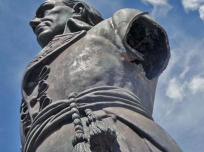 Ola de robos de bronce. Patrimonio cultural venezolano en riesgo.
