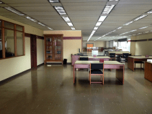 Sala de Libros Raros y Manuscritos. Foto: Mayerlin Zapata López.