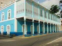 Casa Boccardo, casco histórico de Ciudad Bolívar. Patrimonio cultural venezolano en peligro.