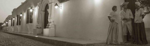 Postales de Coro. Casa de las ventanas de hierro. Casco histórico de Coro, estado Falcón, Venezuela.