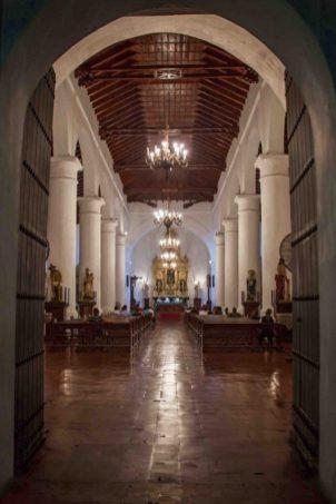 Casco histórico de Coro, estado Falcón, Venezuela.. Postales de Coro.