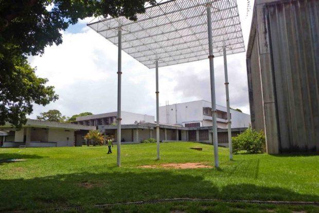 Museo de Arte Moderno Jesús Soto. Patrimonio cultural de Ciudad Bolívar, estado Bolívar. Venezuela.