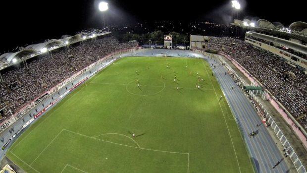 Estadio Agustín Tovar, patrimonio de Barinas, Venezuela.