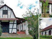 Casa Codazzi, Colonia Tovar. Patrimonio arquitectónico de Venezuela.