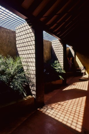 La belleza estructural de la Fundacón Bigott. Foto Paoliniaqruitctos.com