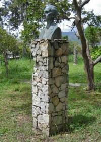 Parque Los Escritores Merideños. Patrimonio cultural de la ciudad de Mérida, Venezuela, en riesgo.