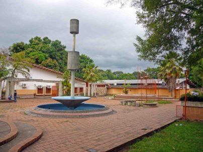 Universidad Nacional Experimental de los Llanos Occidentales Ezequiel Zamora, Unellez, patrimonio cultural de Barinas. Venezuela.