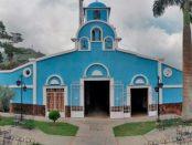 Santuario del Santo Niño de La Cuchilla. Patrimonio cultural de Zea, estado Mérida. Venezuela.