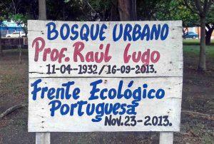 Plazoleta Padre Blanco. Araure, estado Portuguesa.