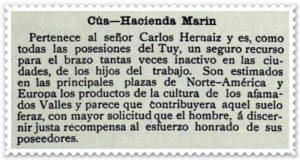Chimenea trapiche de Marín, Cúa, estado Miranda. Venezuela.