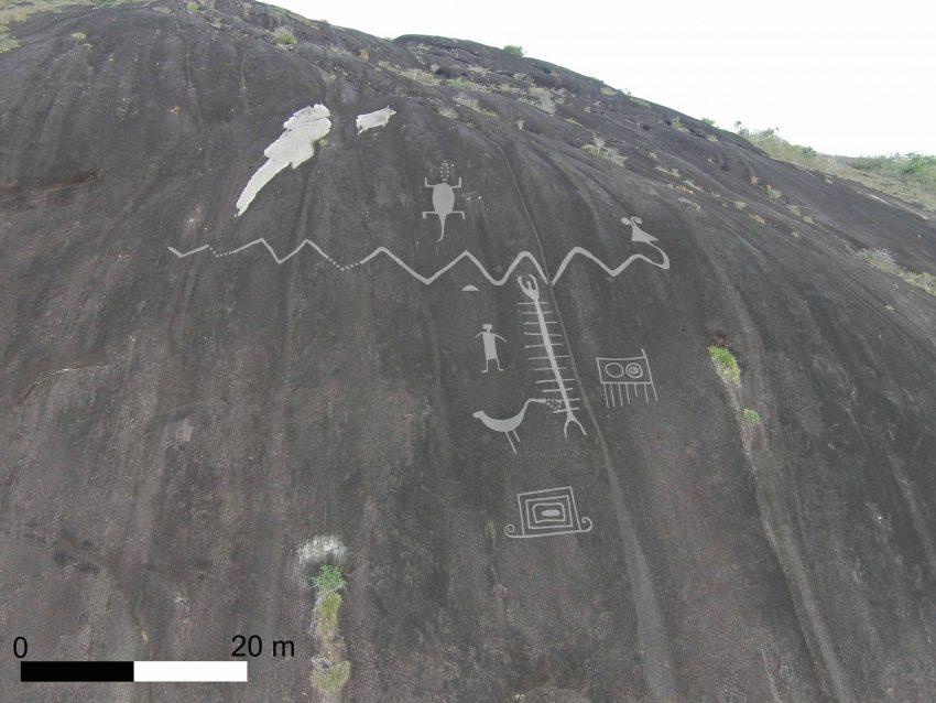 Mapean petroglifos de Venezuela con un detalle sin precedentes. Patrimonio arqueológico venezolano.