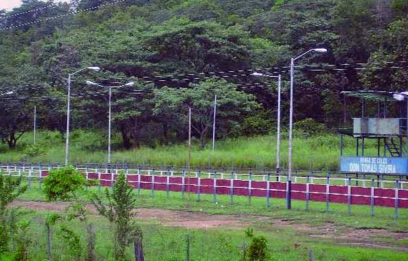 Manga-de-coleo-Tomás-Sivira. San Rafael de Onoto, estado Portuguesa. Patrimonio cultural de Venezuela.