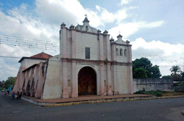 Iglesia Nuestra Señora de la Corteza, municipio Ospino del estado Portuguesa. Monumento Nacional de Venezuela en peligro.