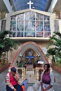 Circuito Patrimonial - Religioso en Maiquetía. Patrimonio cultural del estado Vargas, Venezuela.