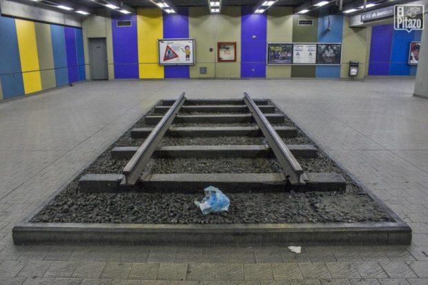 Obras de arte del Metro de Caracas. Patrimonio cultural de venezuela en riesgo.