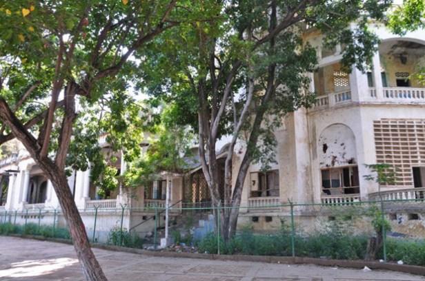 Antiguo Hotel Miramar
