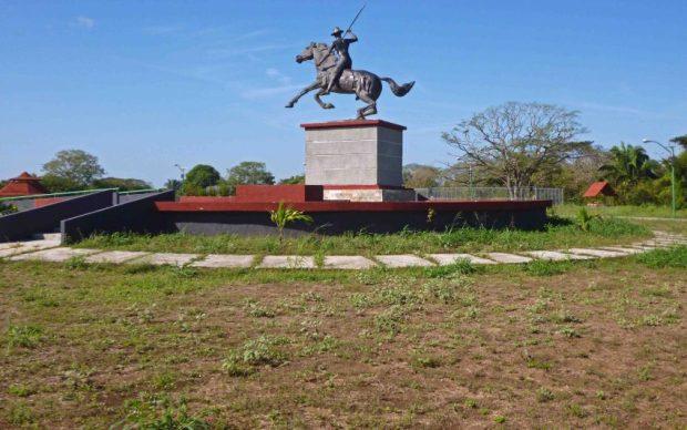 Parque Batalla de Santa Inés, Barinas. Patrimonio cultural de Venezuela en peligro.