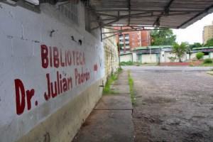 Biblioteca Dr. Julián Padrón, patrimonio cultural de Venezuela en peligro.