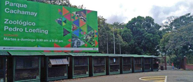 Parque Cachamay y Pedro Loefling, de Puerto Ordaz, estado Bolívar. Patrimonio cultural de Venezuela en riesgo.