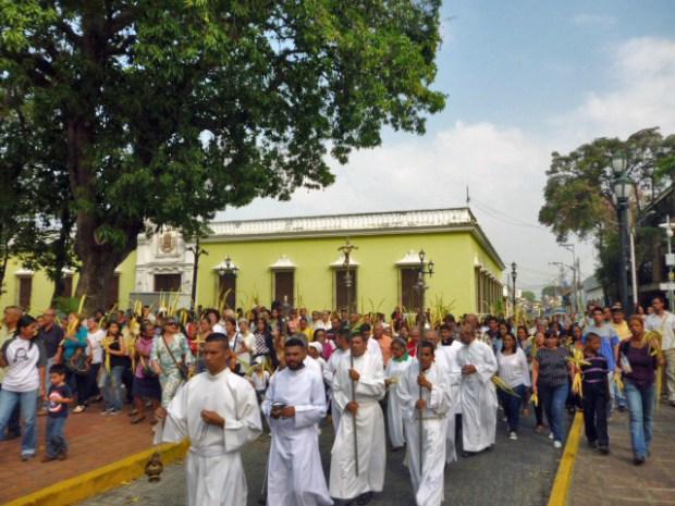 Términos de la Semana Santa. Patrimonio cultural inmaterial de Venezuela.