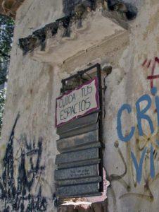La Casona de López Contreras, patrimonio cultural de Venezuela en peligro.