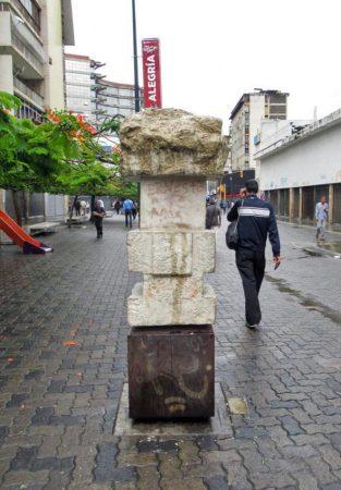 Obras de arte del Sabana Grande, Caracas. Patrimonio cultural en peligro.