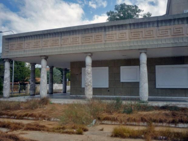 Quinta Luxor. Patrimonio arquitectónico de Maracaibo. Patrimonio cultural de Venezuela en peligro.
