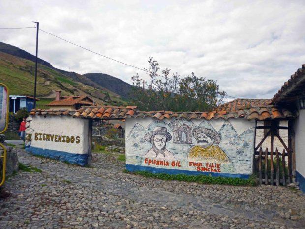 Museo de los Andes Benigno y Vicenta Sánchez, Mérida. Patrimonio cultural de Venezuela.