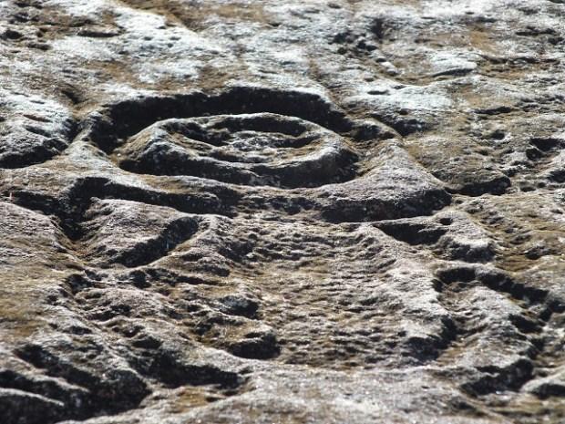 El sueño del hechicero, arte rupestre de Táchira, petroglifos de Lobatera. Patrimonio arqueológico venezolano.