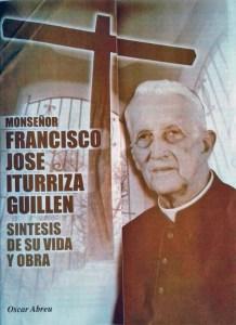 Monumento a Monseñor Francisco José Iturriza. Patrimonio cultural de Falcón, Venezuela.