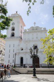 Catedral Metropolitana de Caracas, Fotografía Luis Chacín, 2018