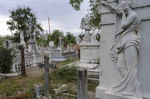 Cementerio Bella Vista de Barquisimeto, estado Lara. Patrimonio cultural de Venezuela en peligro